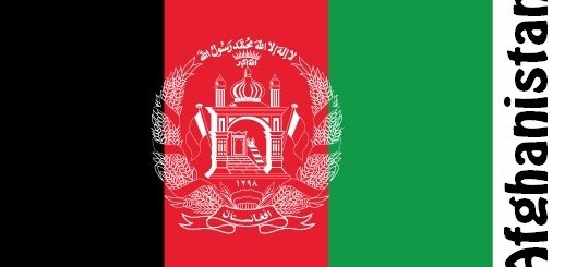 Afghanistan Country Flag
