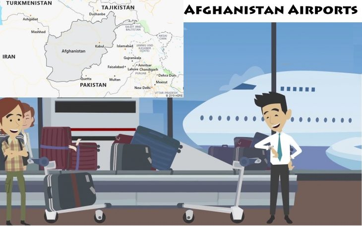 Airports in Afghanistan