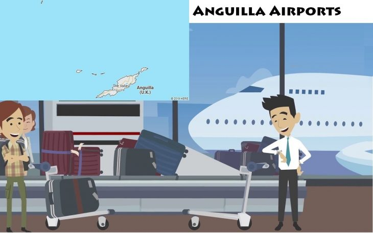 Airports in Anguilla