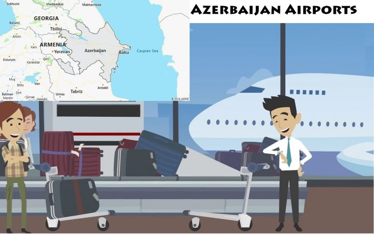 Airports in Azerbaijan