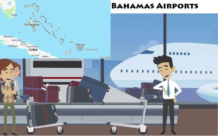 Airports in Bahamas