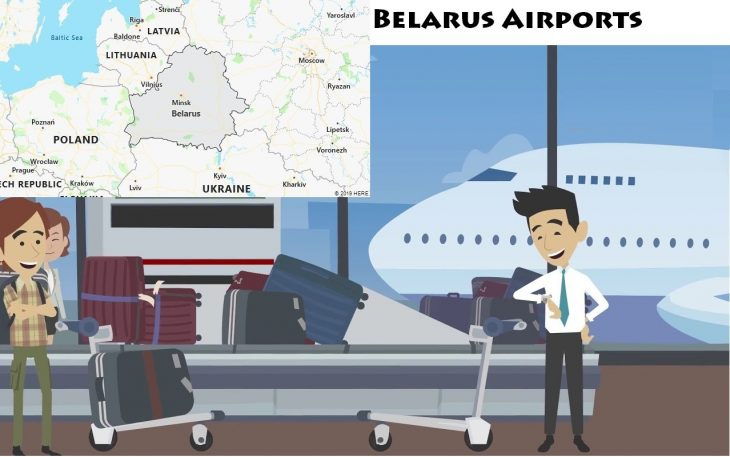 Airports in Belarus