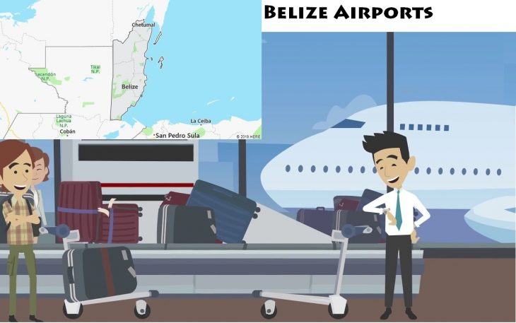 Airports in Belize