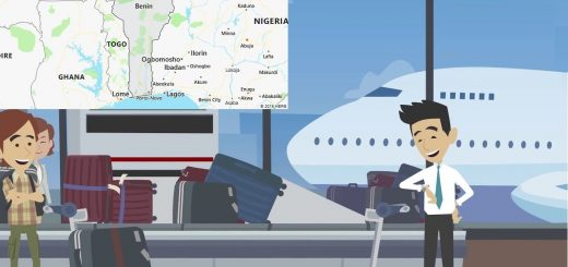 Airports in Benin