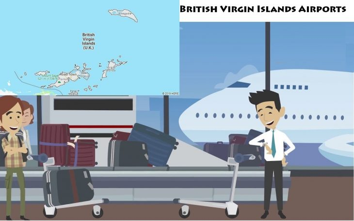 Airports in British Virgin Islands