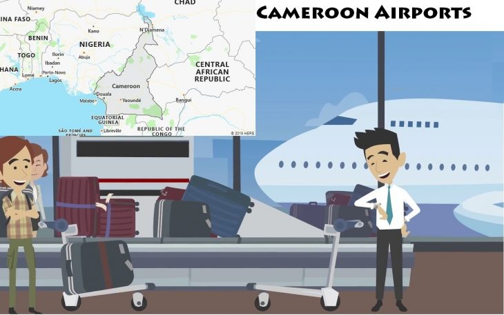 Airports in Cameroon