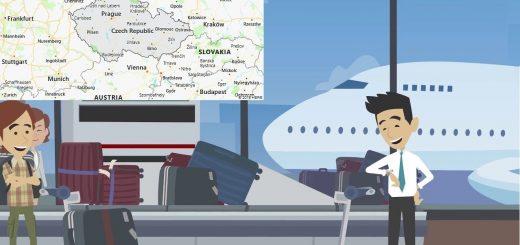 Airports in Czech Republic