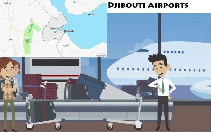 Airports in Djibouti