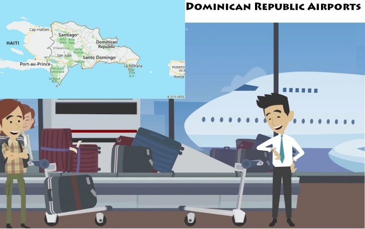Airports in Dominican Republic