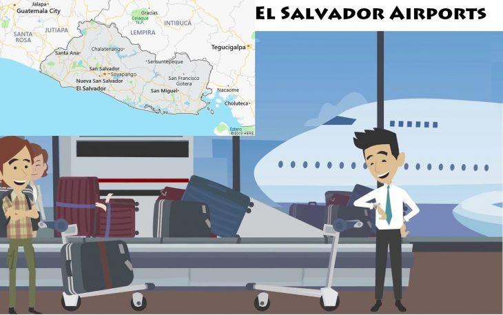 Airports in El Salvador