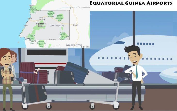 Airports in Equatorial Guinea