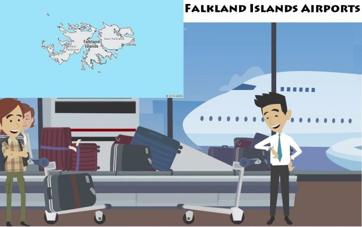 Airports in Falkland Islands