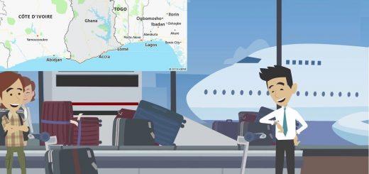 Airports in Ghana