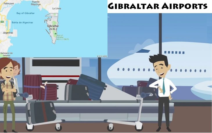 Airports in Gibraltar