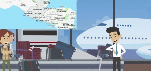 Airports in Guatemala