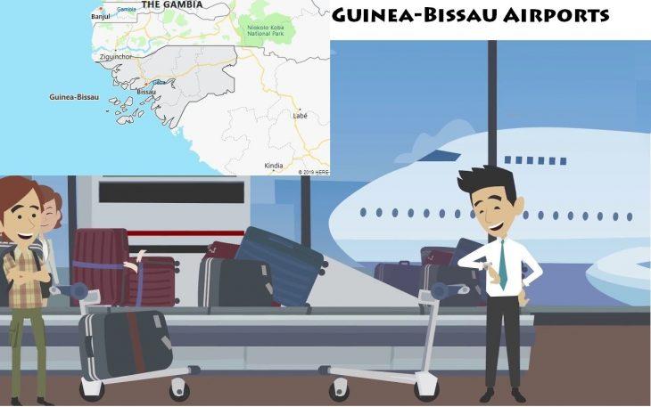 Airports in Guinea-Bissau