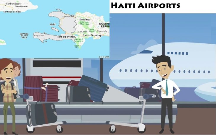 Airports in Haiti