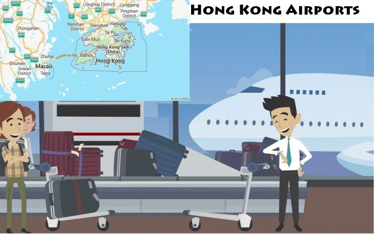 Airports in Hong Kong