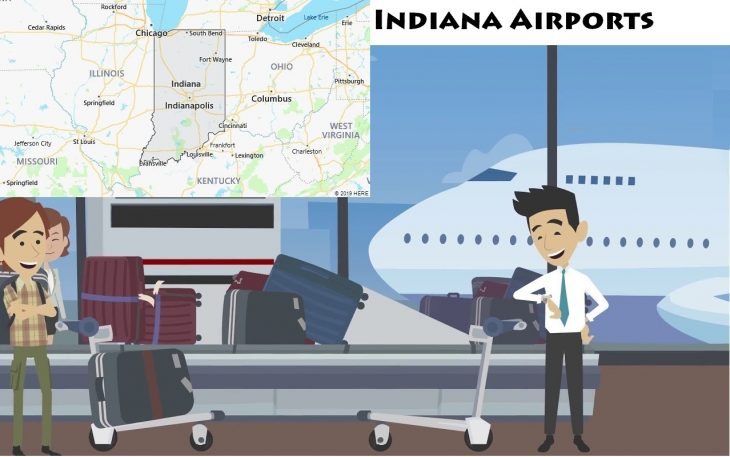 Airports in Indiana