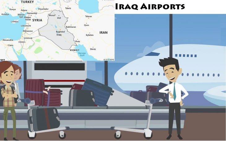 Airports in Iraq
