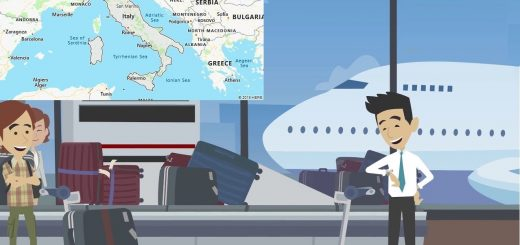 Airports in Italy