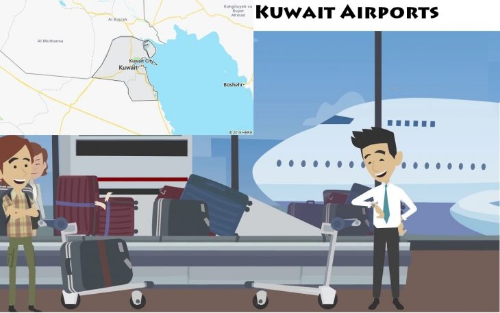 Airports in Kuwait
