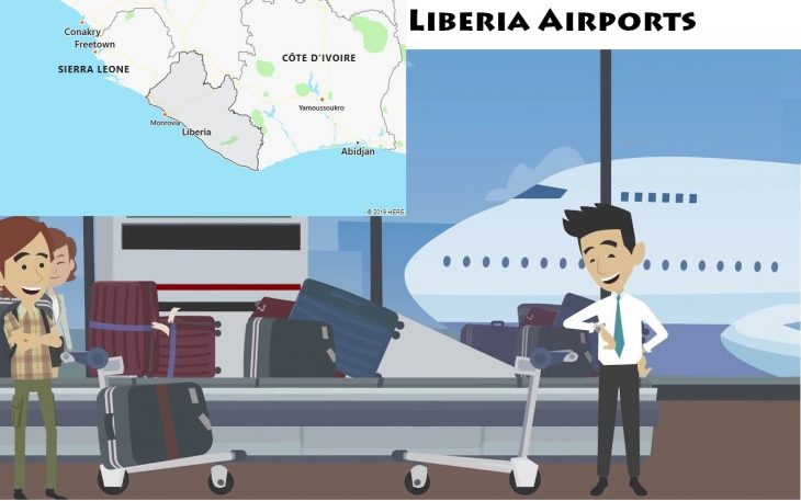 Airports in Liberia