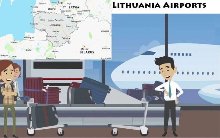Airports in Lithuania