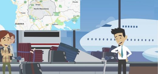 Airports in Macedonia