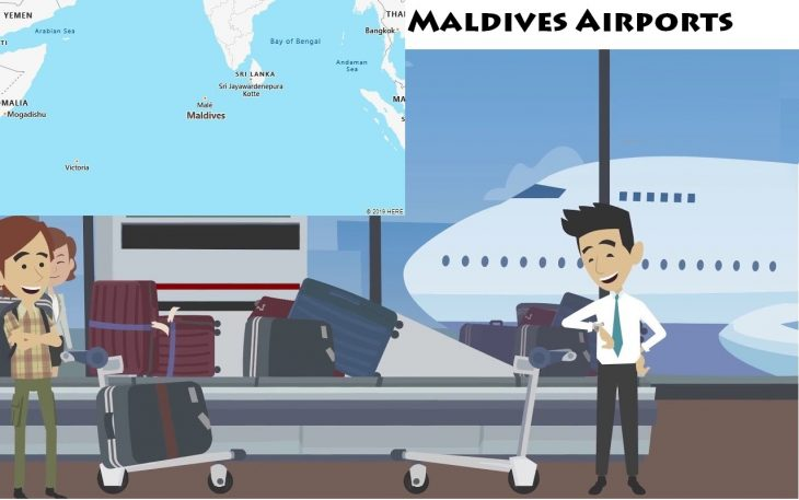 Airports in Maldives
