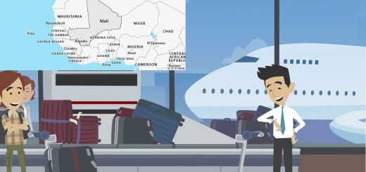 Airports in Mali