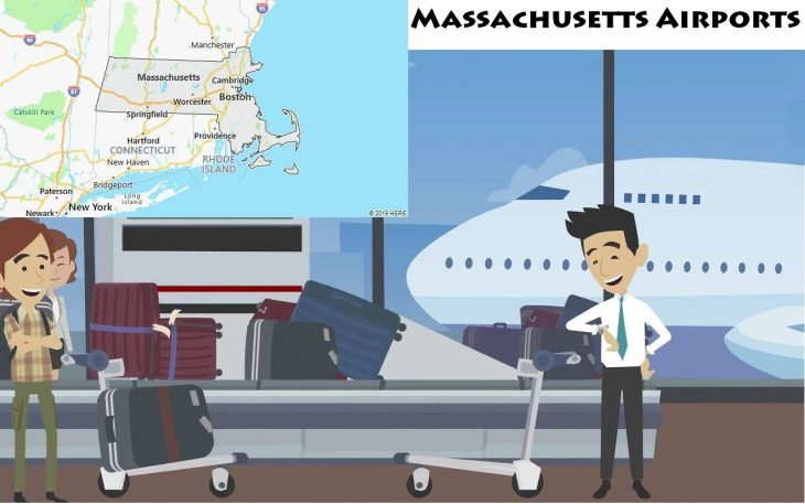 Airports in Massachusetts
