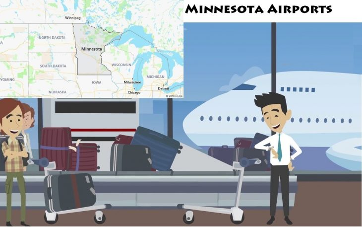 Airports in Minnesota