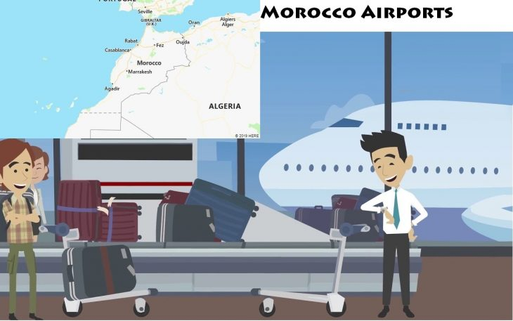 Airports in Morocco