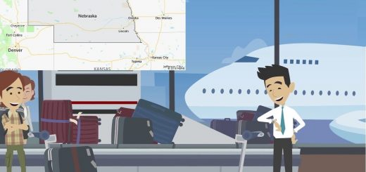 Airports in Nebraska