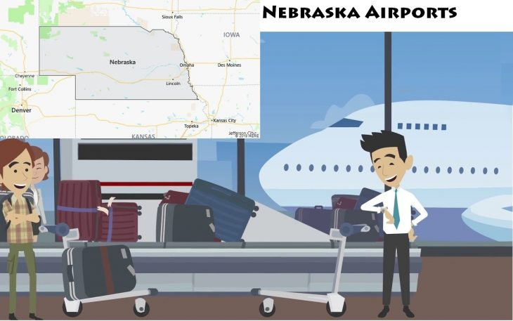 Airports in Nebraska