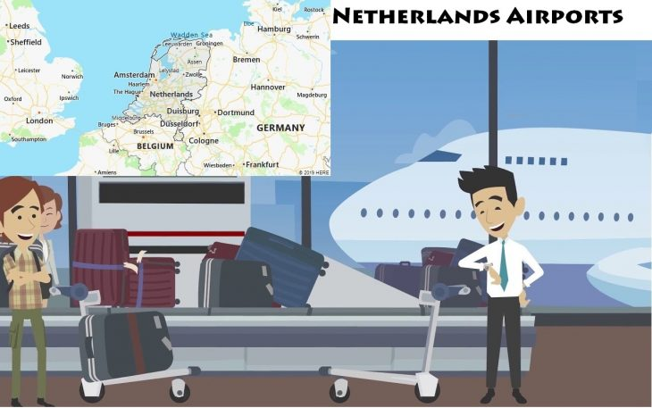 Airports in Netherlands