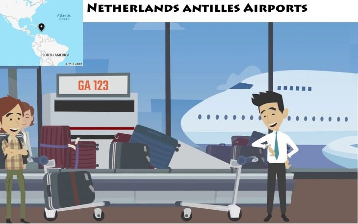 Airports in Netherlands Antilles