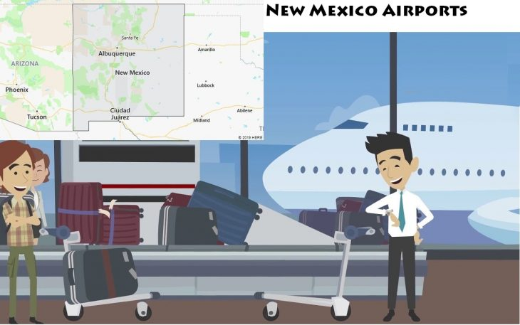 Airports in New Mexico