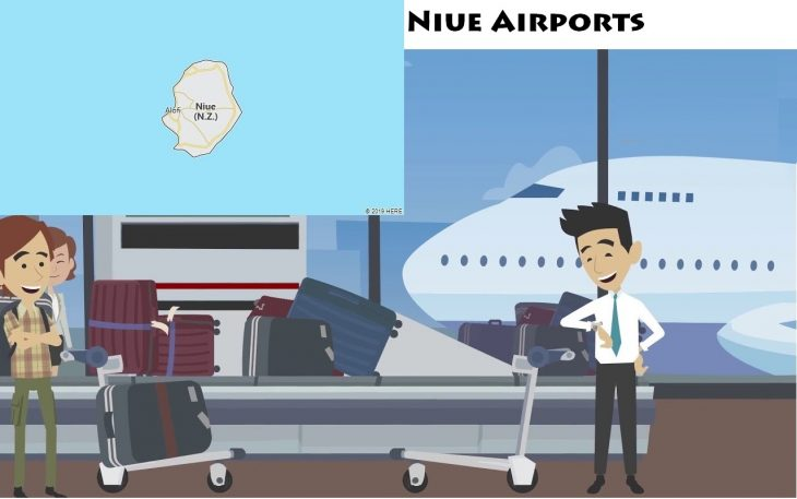 Airports in Niue