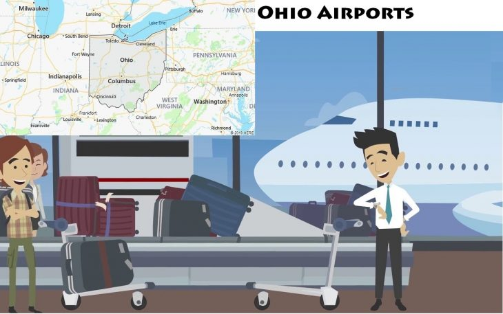 Airports in Ohio