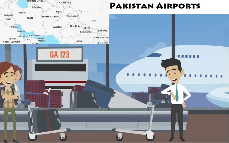 Airports in Pakistan