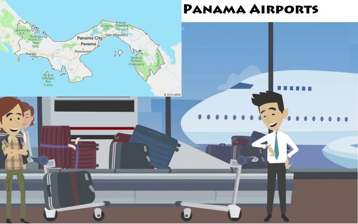Airports in Panama