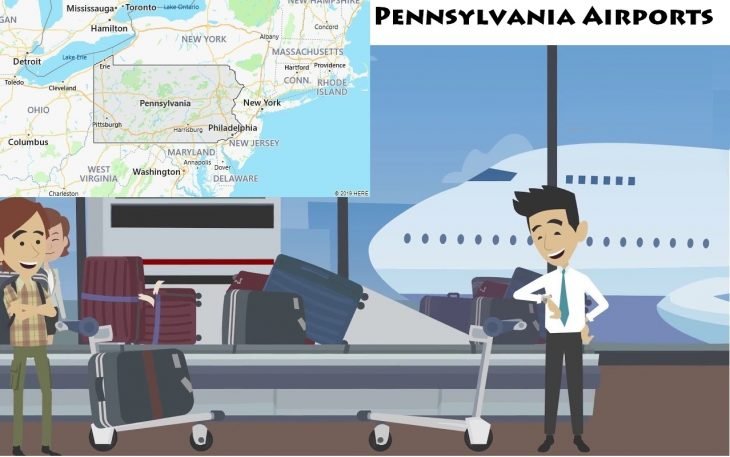 Airports in Pennsylvania