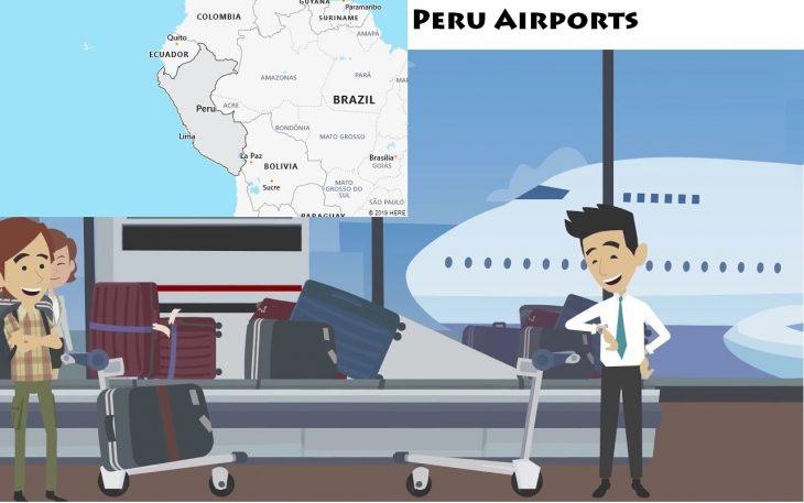 Airports in Peru