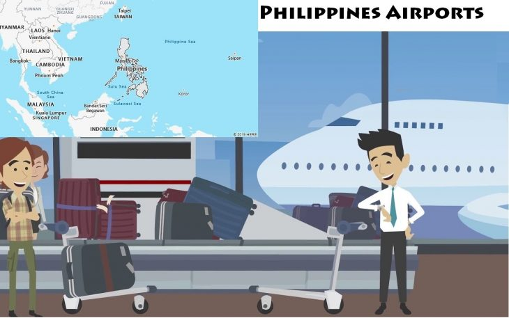 Airports in Philippines