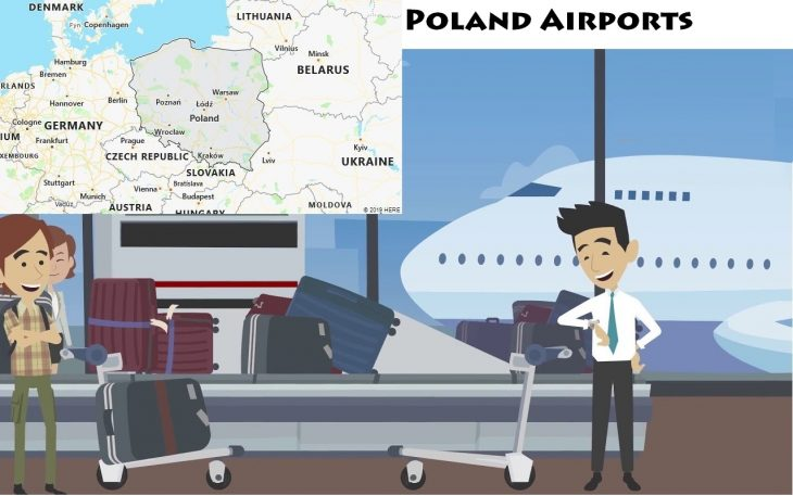 Airports in Poland
