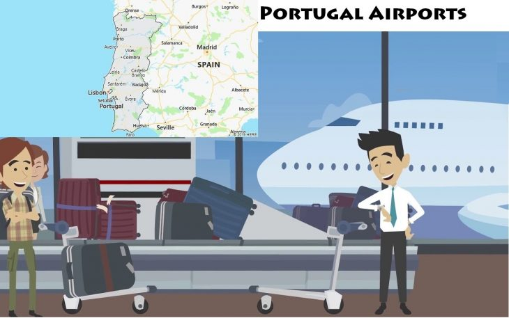 Airports in Portugal