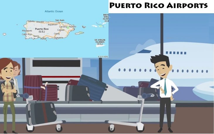 Airports in Puerto Rico