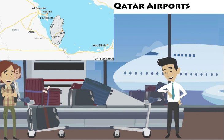 Airports in Qatar